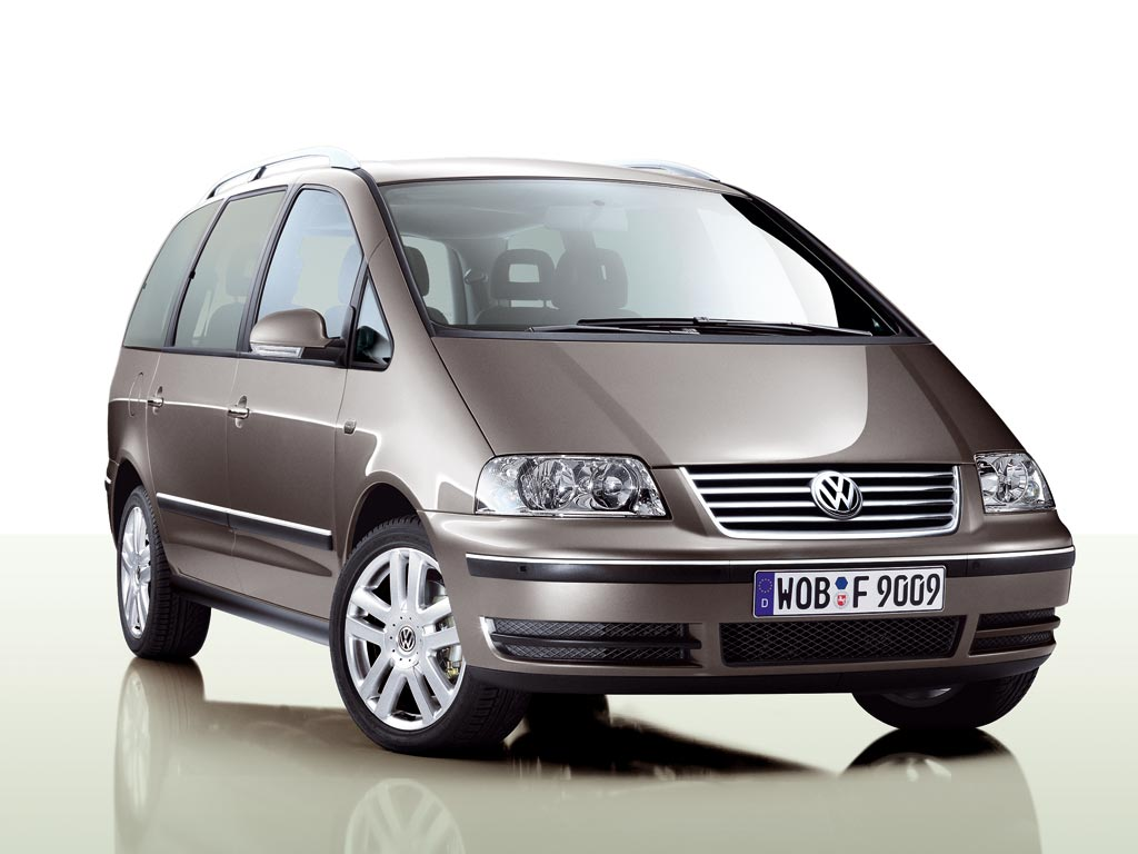 2005 Volkswagen Sharan Freestyle Pictures History Value