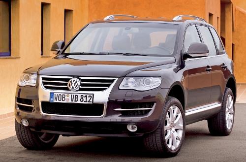 2006 Volkswagen Touareg thumbnail image
