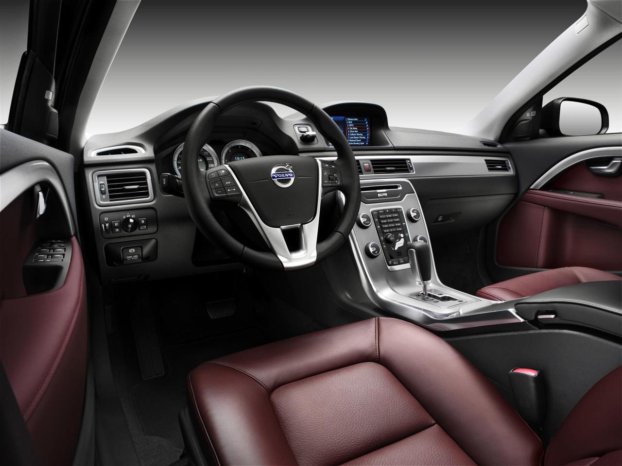 2012 Volvo S80