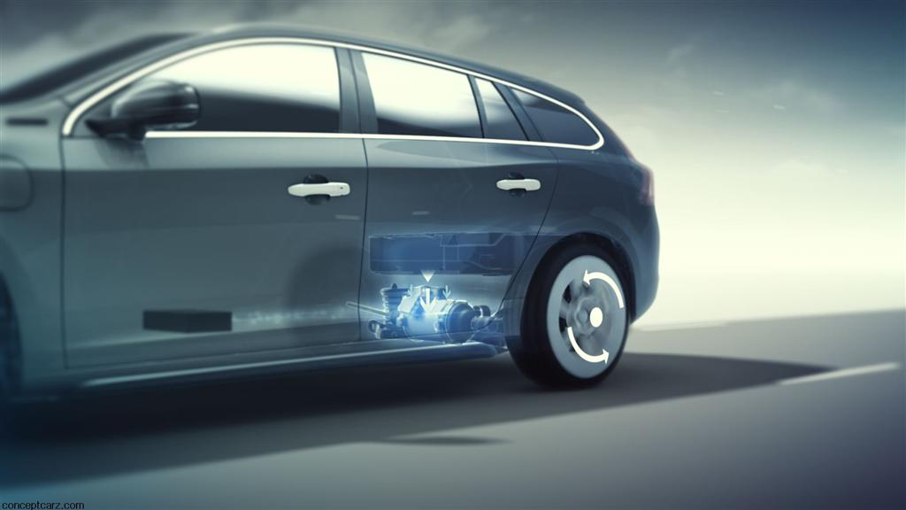 2012 volvo v60 plug in hybrid news and information conceptcarz 2012 volvo v60 plug in hybrid sciox Gallery