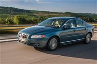Volvo S80 Monthly Vehicle Sales