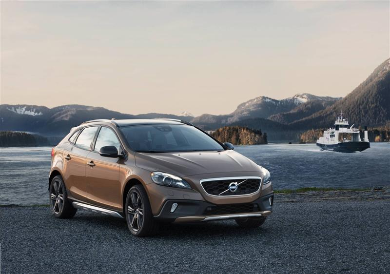 2013 Volvo V40 Cross Country Image Photo 14 Of 31