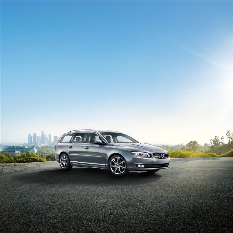2015 Volvo V70 News And Information