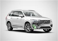 Volvo XC90 Monthly Vehicle Sales