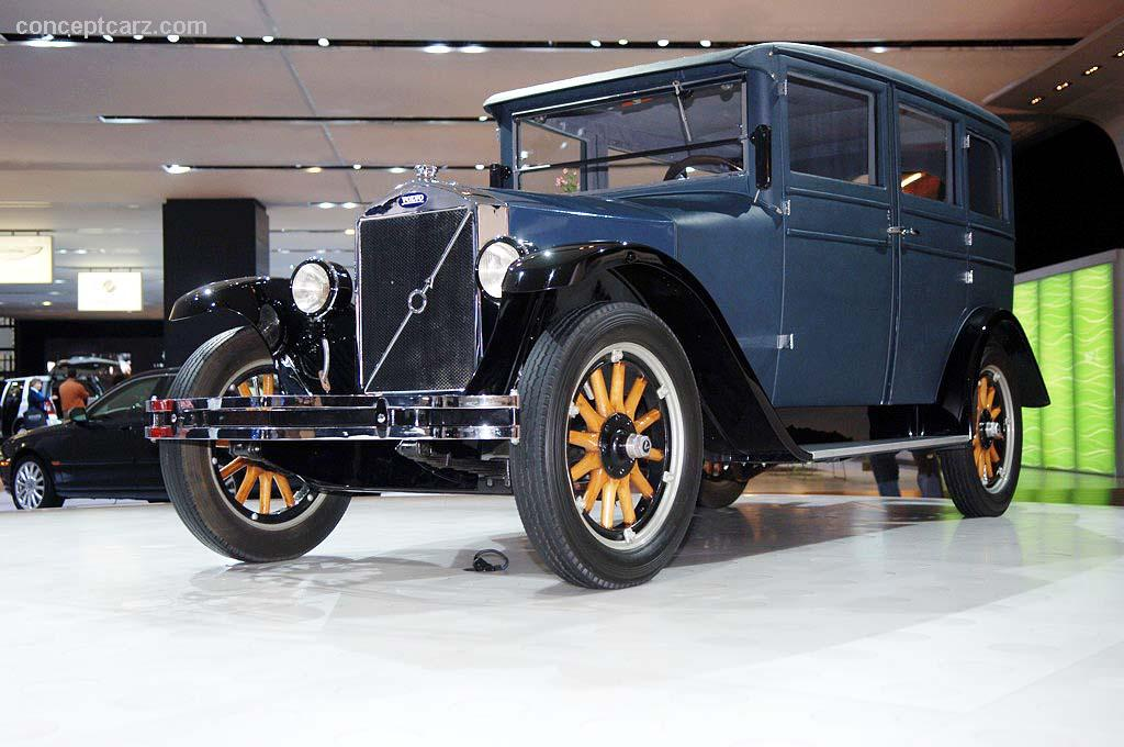 1927 Volvo Pv4 Image