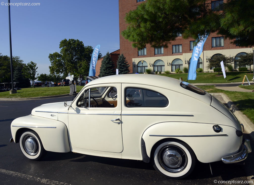 2017 Ss Chevrolet >> 1957 Volvo PV444 Image