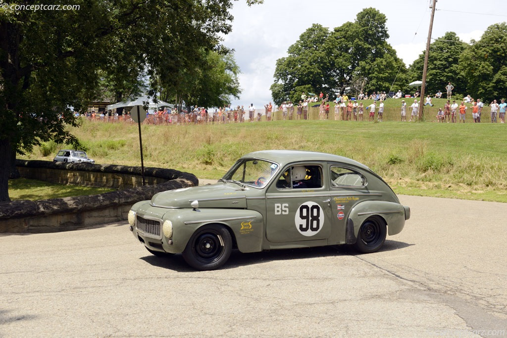 Auction Results and Sales Data for 1959 Volvo PV544
