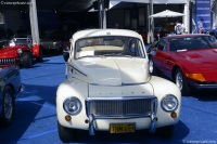 1959 Volvo PV544.  Chassis number 227330
