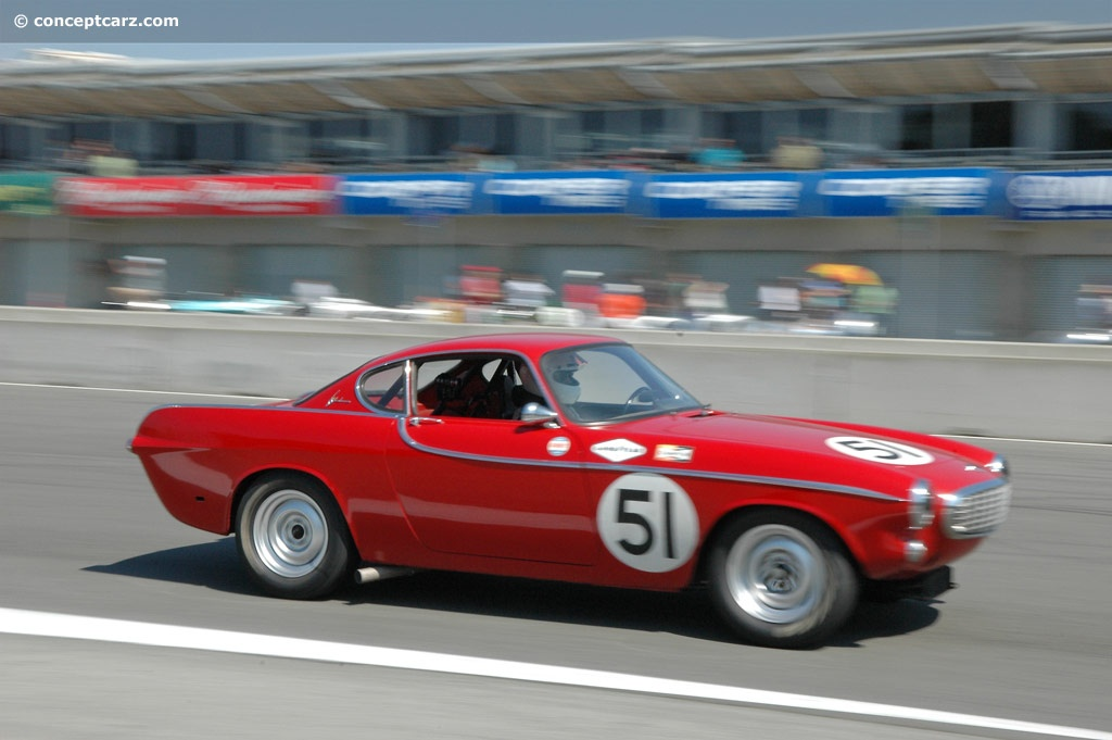 1961 Volvo P1800 Image Chassis Number 14