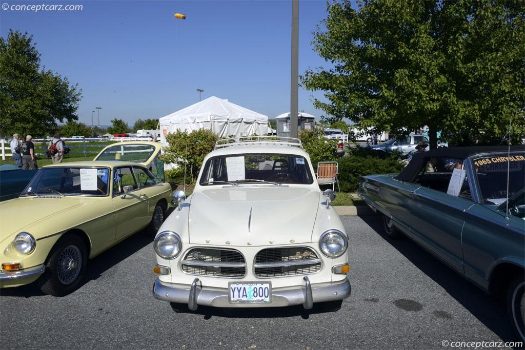 Lexington Volkswagen >> 1963 Volvo 122S Image