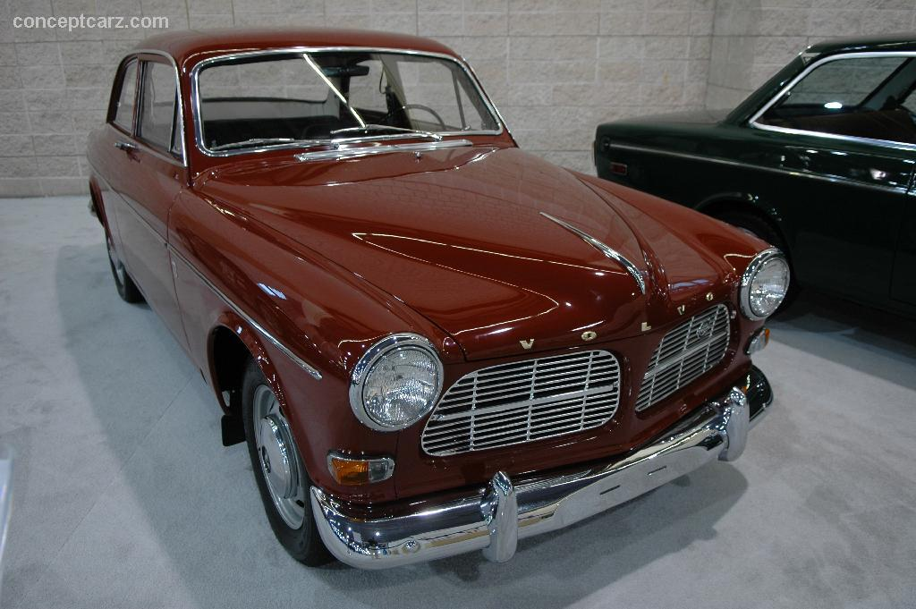 1966 Volvo 122s History Pictures Sales Value Research