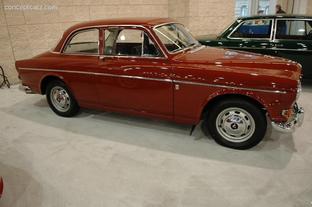 Auction Results and Sales Data for 1966 Volvo 122S