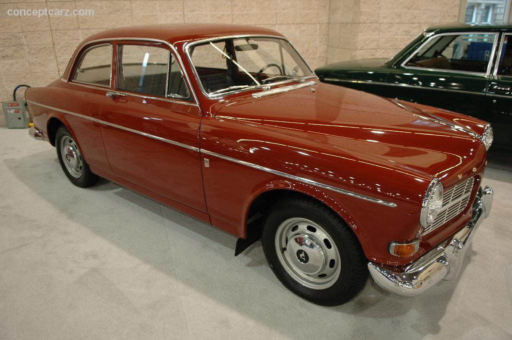 Auction results and sales data for 1966 Volvo 122S - conceptcarz.com
