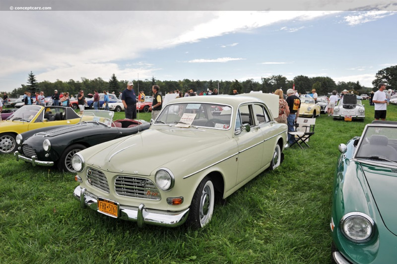 1967 Volvo 122S Image. Chis number KS124712