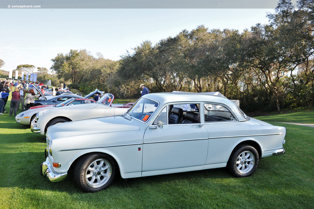 Auction Results and Sales Data for 1967 Volvo 122S