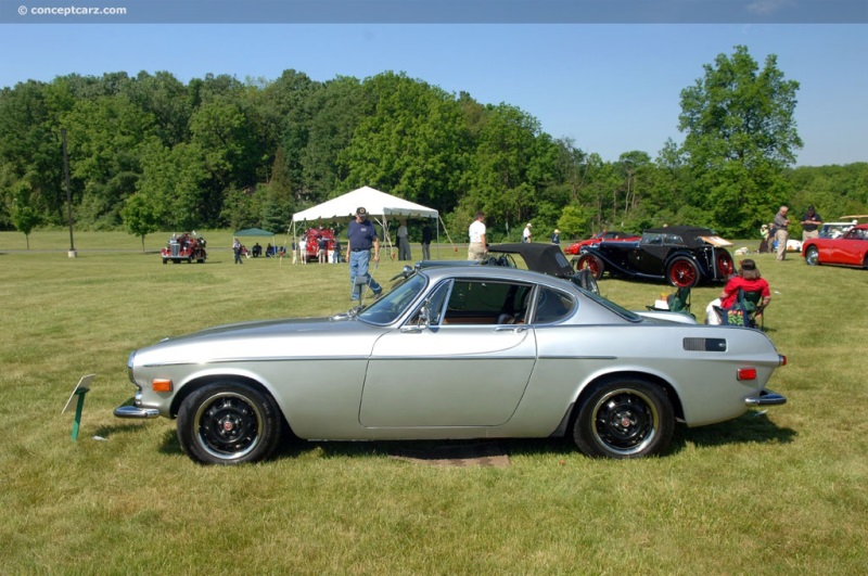 1972 Volvo P1800