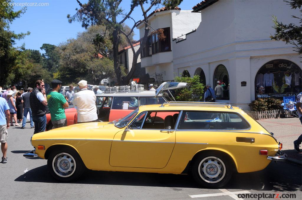 1973 Volvo 1800 ES
