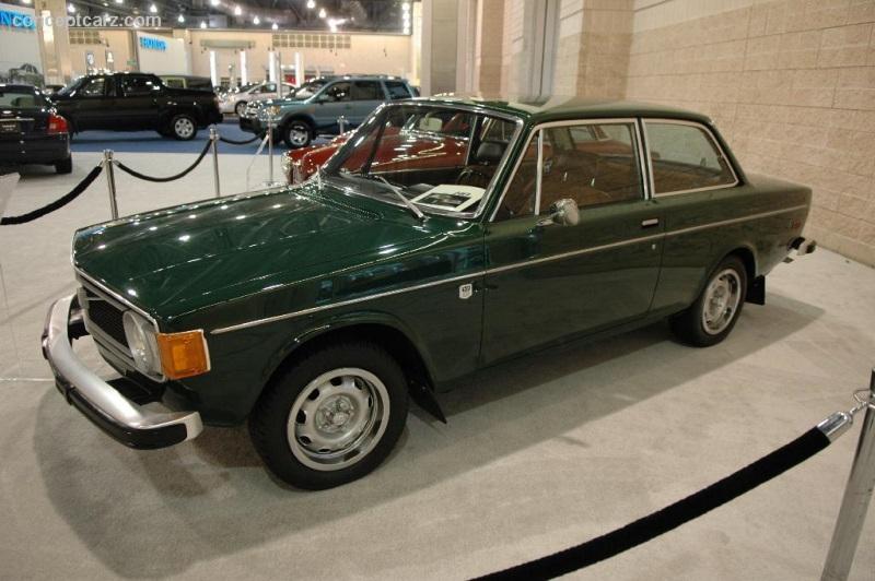 1973 volvo 142