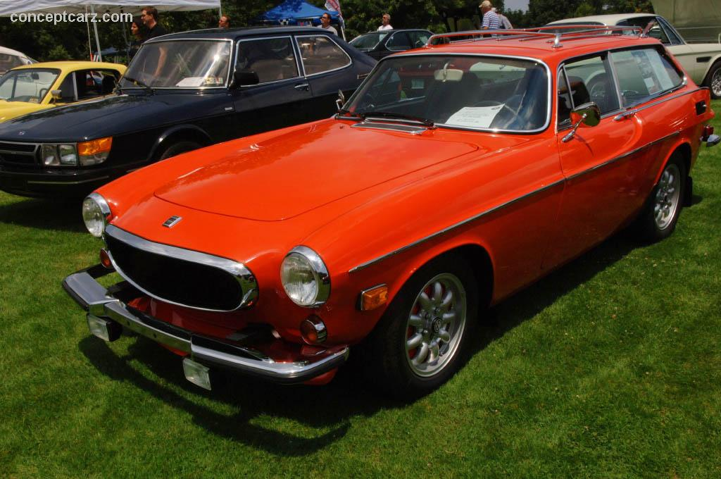 Auction results and data for 1973 Volvo 1800 ES - conceptcarz.com