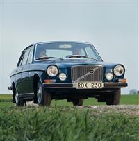 1968 Volvo 164 image.