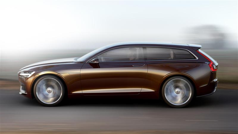 2014 Volvo Estate Concept News And Information Research And Pricing