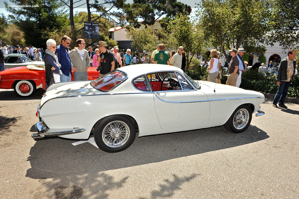 Auction Results And Sales Data For 1963 Volvo P 1800 S
