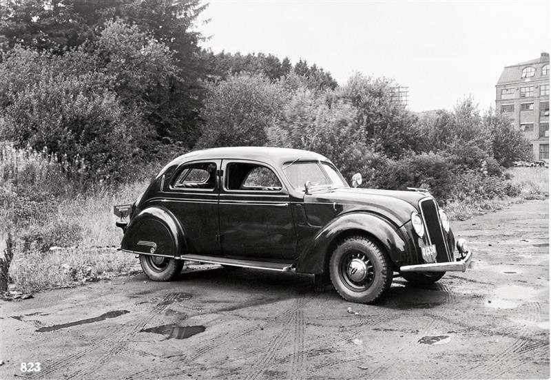 1935 Volvo Pv36 Image Photo 4 Of 21