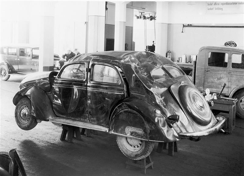 1935 Volvo Pv36 Image Photo 18 Of 21