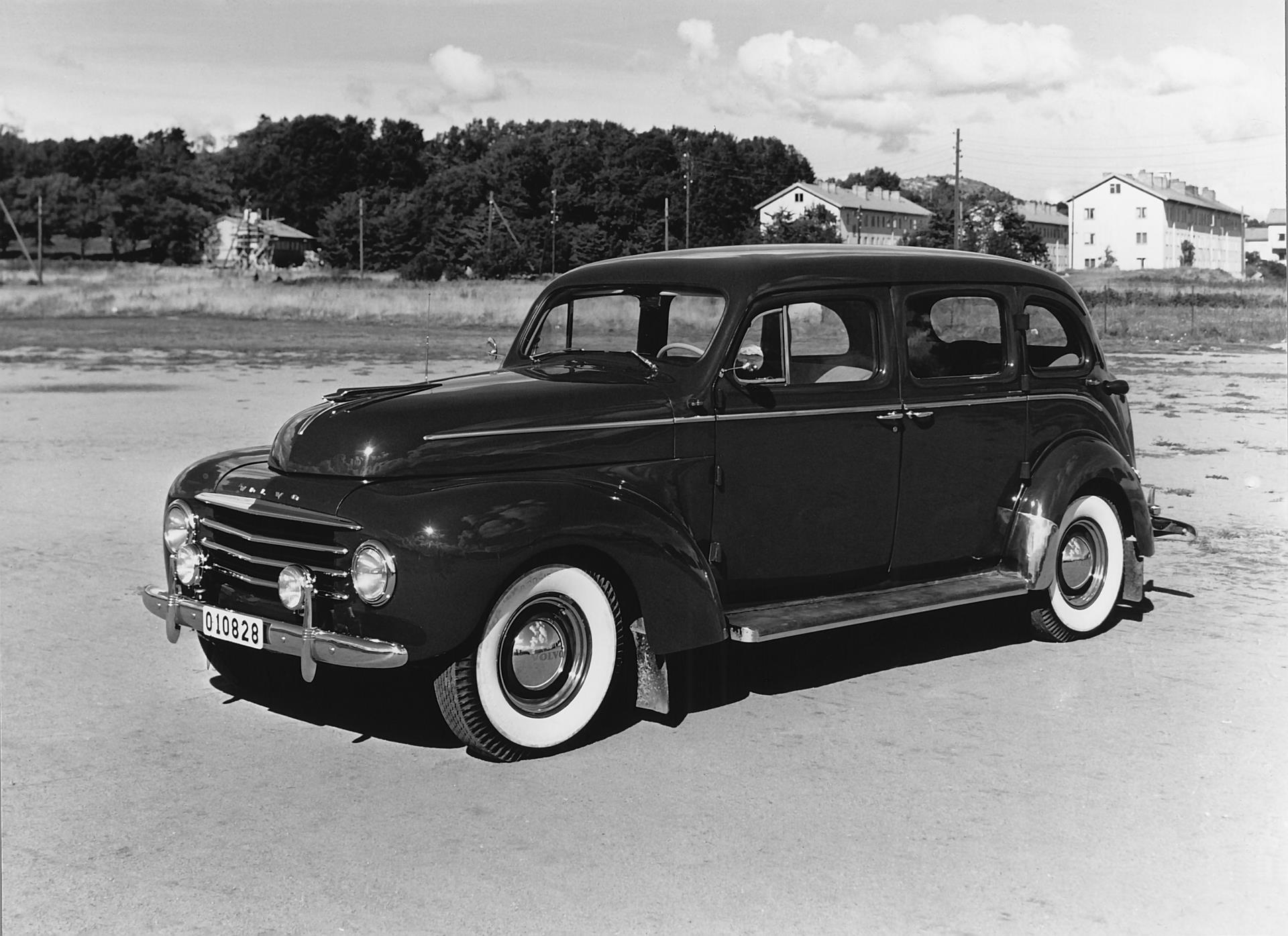 1950 Volvo PV831-4 History, Pictures, Value, Auction Sales, Research and News