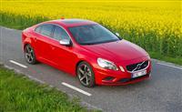 Volvo S60 Monthly Vehicle Sales