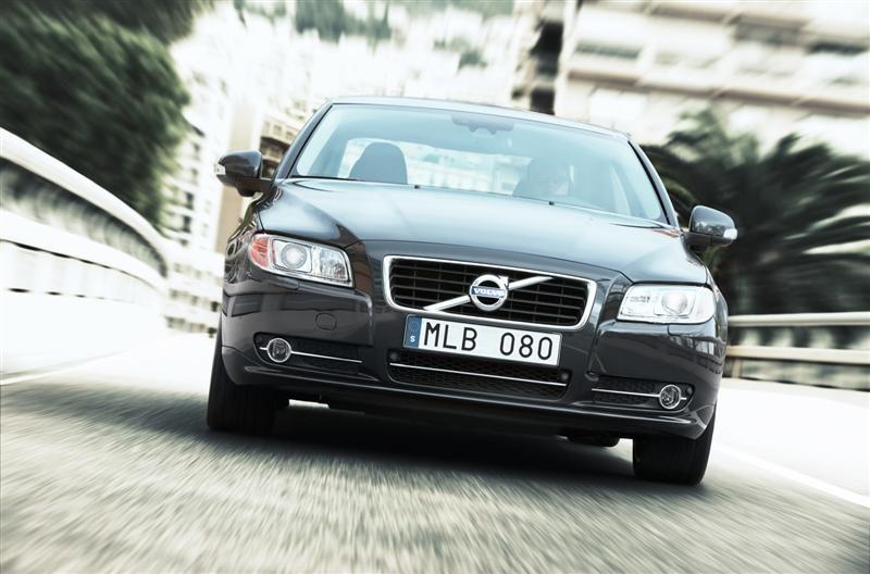 2010 Volvo S80