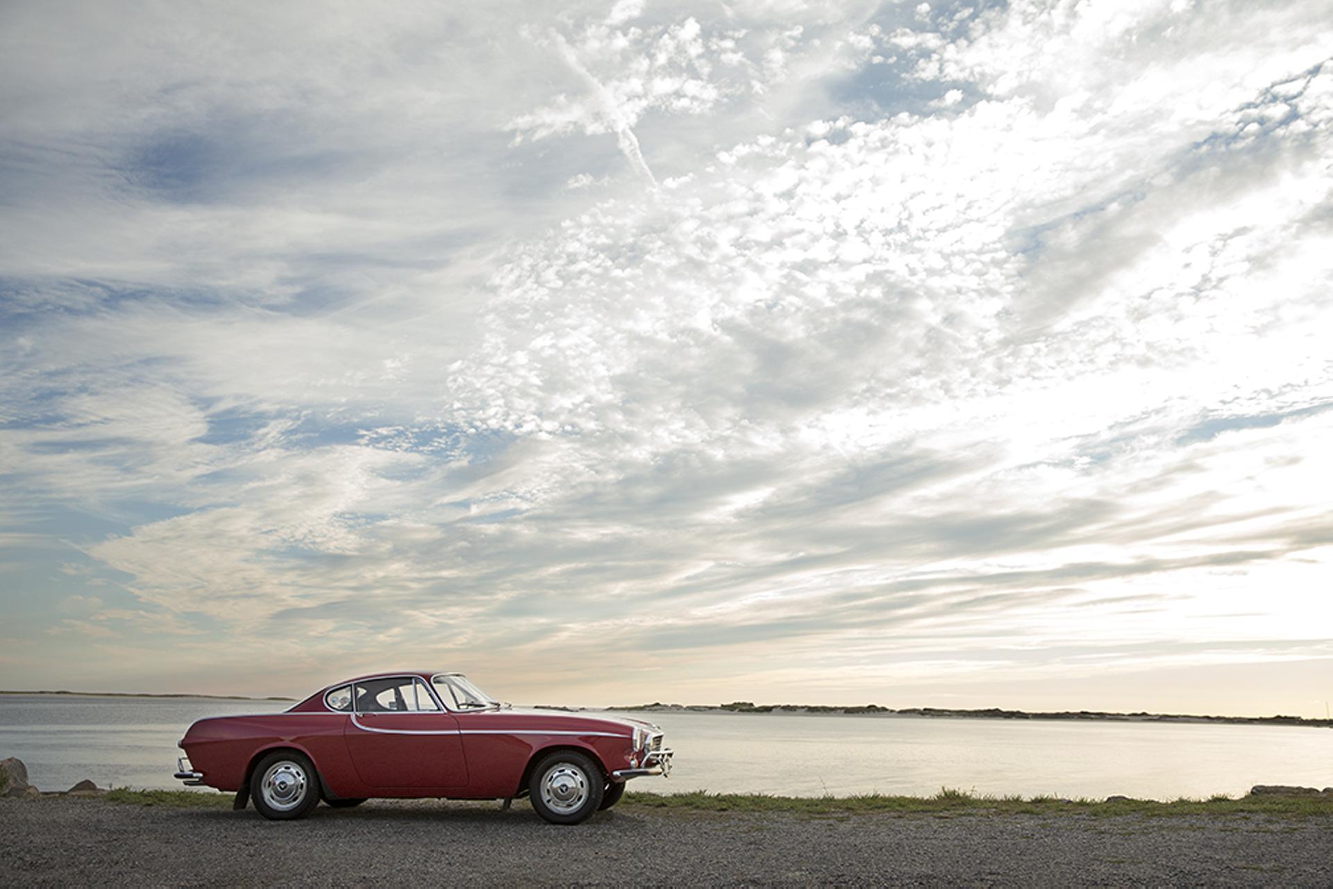 1966 Volvo P 1800S
