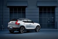 Volvo XC40 Monthly Vehicle Sales