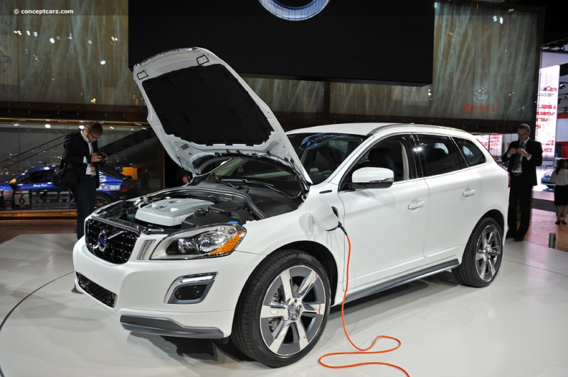 2017 Volvo Xc60 Plug In Hybrid Concept