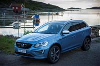 Volvo XC60 Monthly Sales