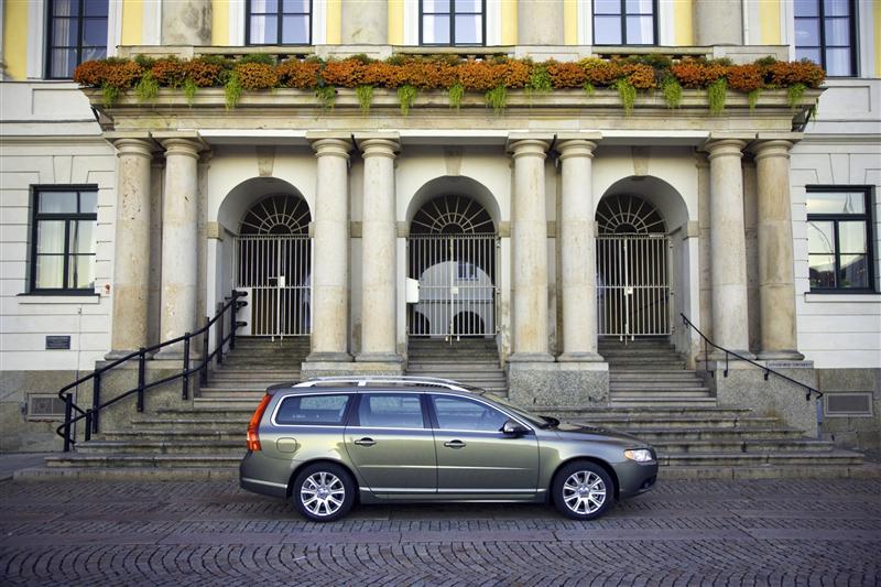 2009 Volvo V70