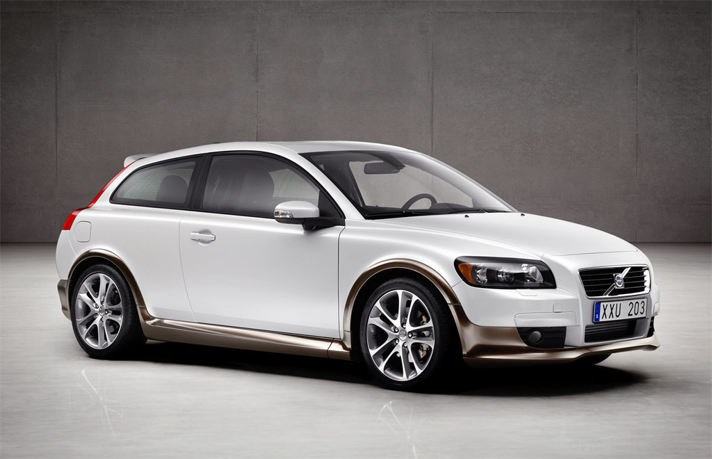 2007 Volvo C30 Pictures, History, Value, Research, News ...
