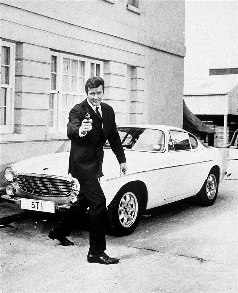 1967 Volvo P1800S