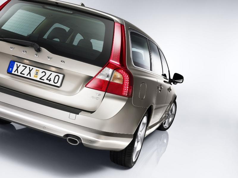 2008 Volvo V70