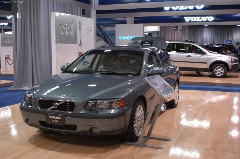2003 Volvo S60 History Pictures Value Auction Sales Research And