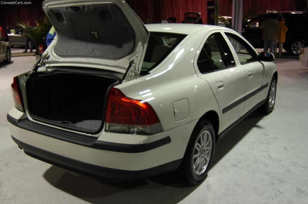 2003 volvo s60 value