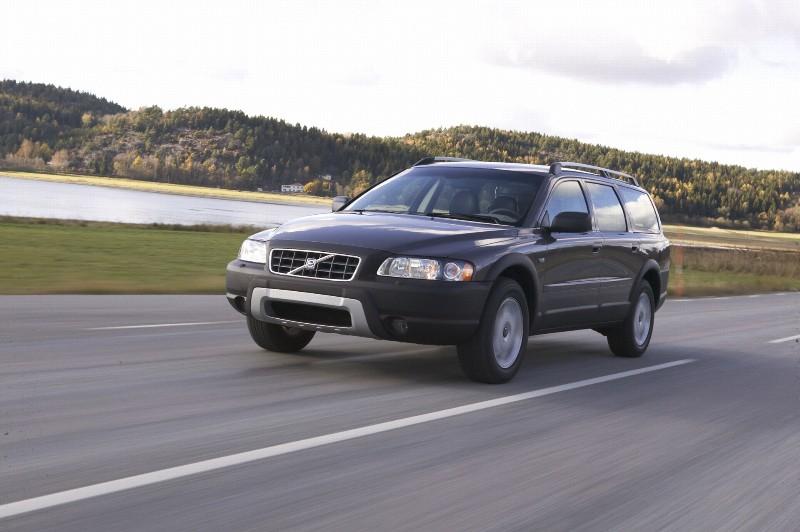 2012 Volvo XC70 thumbnail image