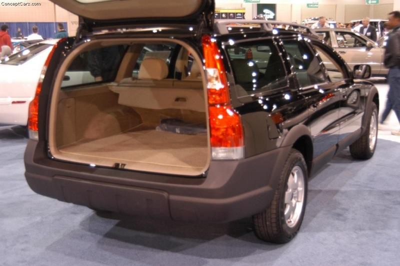 2003 Volvo XC70 Image. Photo 3 of 3