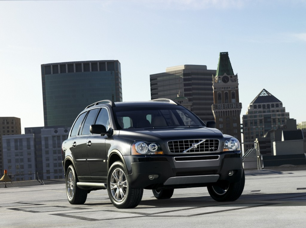 2007 Volvo XC90 Pictures, History, Value, Research, News - conceptcarz.com