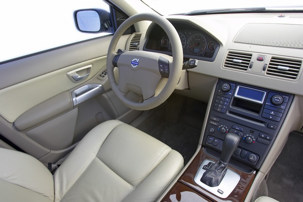 Auction Results and Sales Data for 2007 Volvo XC90