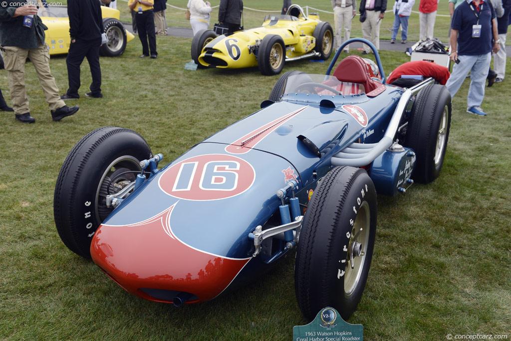 1963 Watson Indy Roadster Image