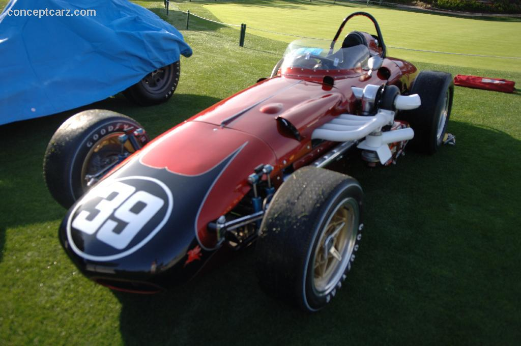 1963 Watson Indy Roadster History, Pictures, Sales Value, Research ...