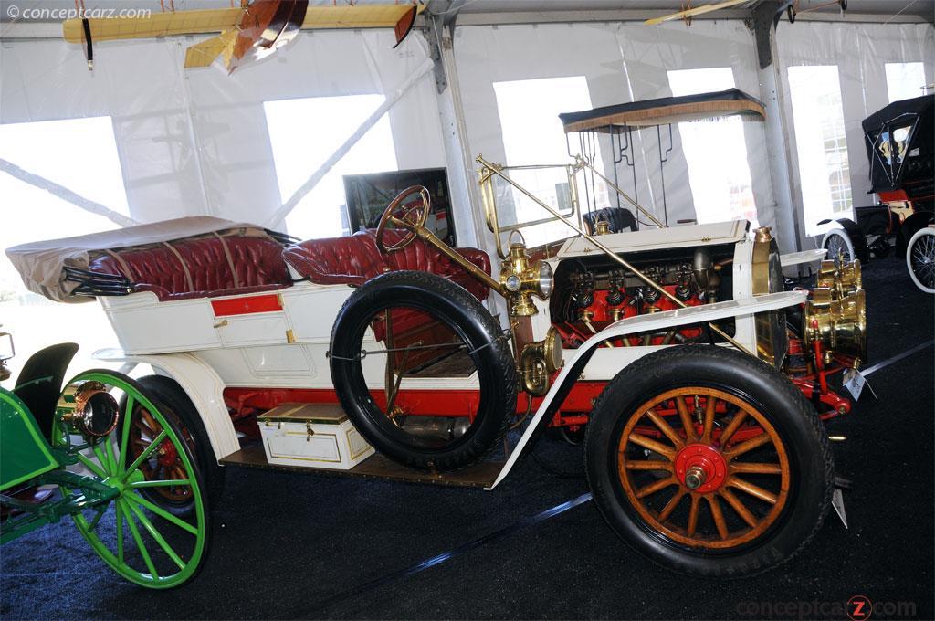 1908 Welch Model 4-L