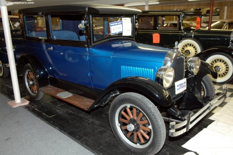 1926 Whippet Model 96