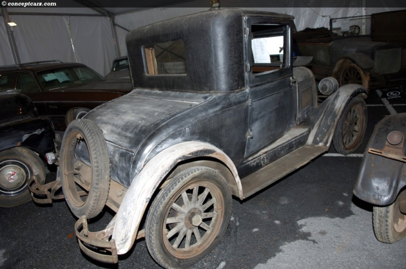 1927 Whippet Model 96